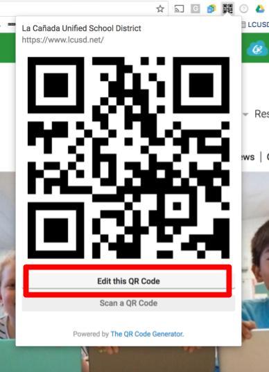 Creating QR Codes for Any Website (even Google Docs!) – La